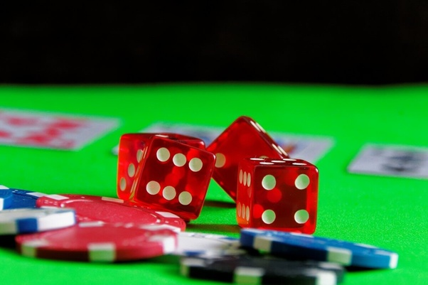 Eight Things You Will Have In Frequent With Casino